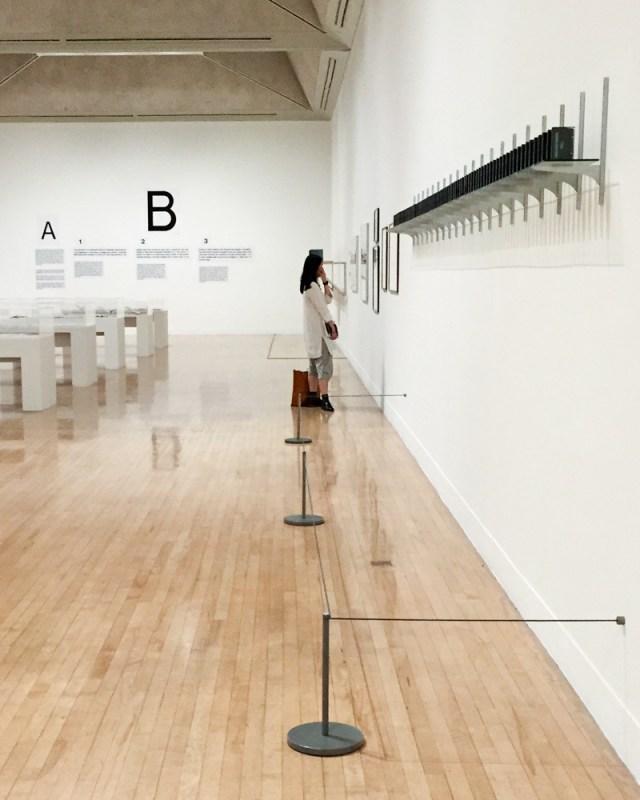 Oxygen Molecules 13, The New Art, Tate Britain