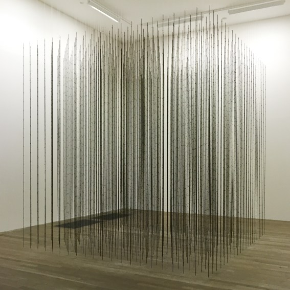 Impenetrable 2009, Mona Hatoum
