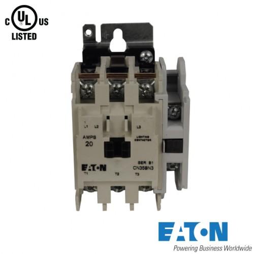 eaton cn35 electrically held lighting contactor  modern