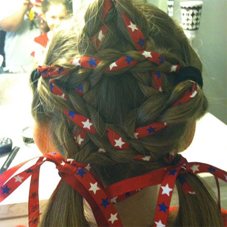 20 4th Of July Hairstyles For Kids Amp Girls 2016 Fourth