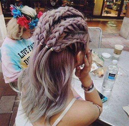 12 Best Amp Quick Summer Hairstyle Braids For Girls 2016