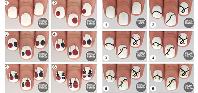 Nail Art Tutorials Provide The Best Guidelines A Perfect Pattern However If You Are Too Bad With Brushes And Tools Of Then Can Totally
