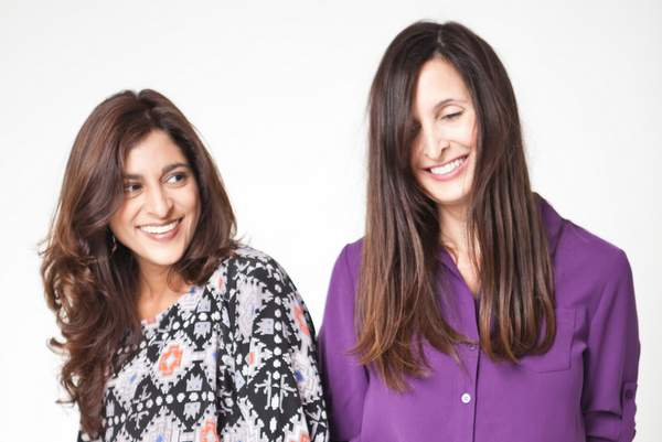 Lisa Walters and Sapna Shah, co-founders of Mind the Chap