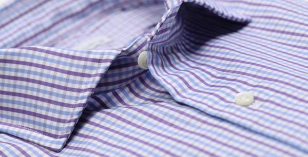 Ratio tattersall dress shirt