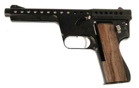 """13mm Gyrojet Mark I """"pistol"""""""