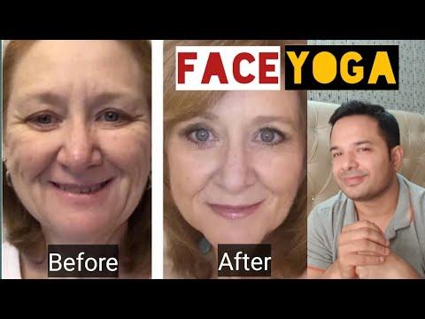 happy face yoga # 54