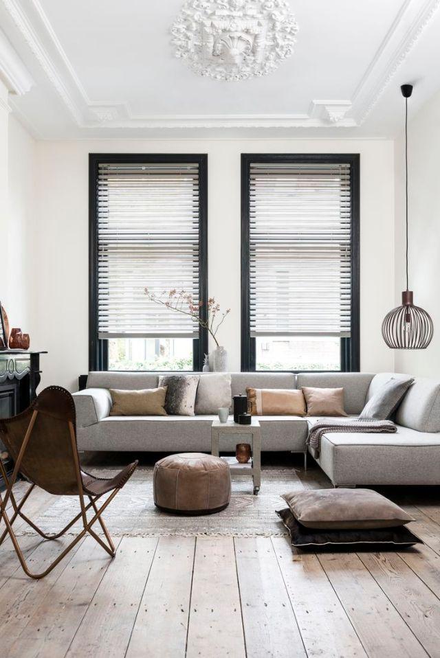 What's Hot on Pinterest: 5 Rustic Living Room Lighting Ideas