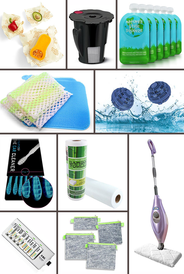 22 Eco Friendly Products to Replace Disposables