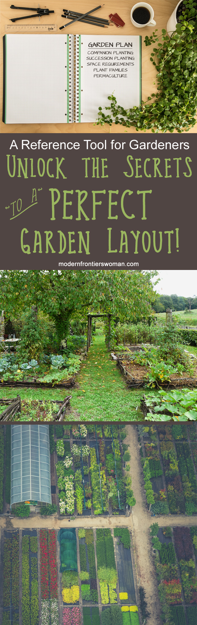 Unlock the Secrets to a Perfect Garden Layout