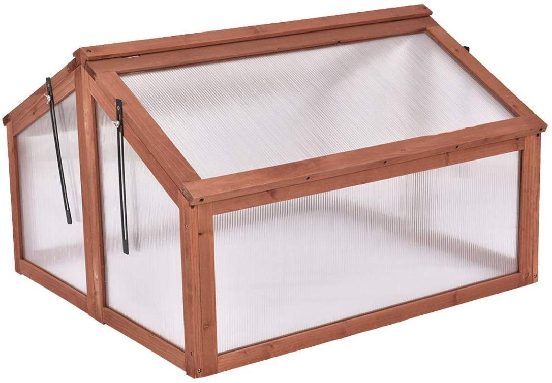 Cold Frame Terrarium