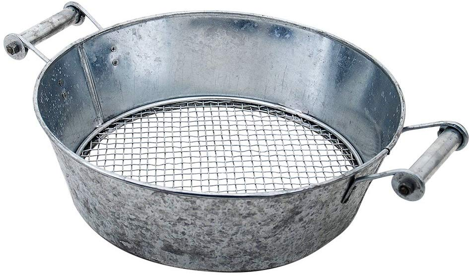 Galvanized Compost Sifter