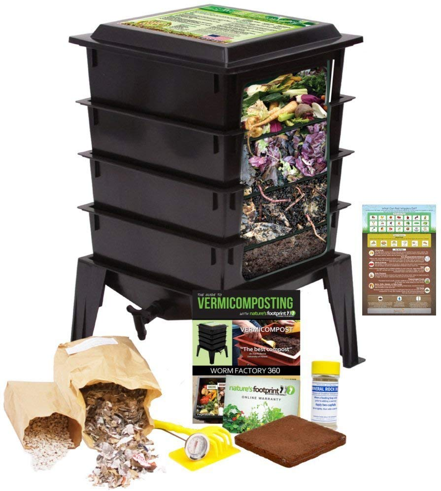 Vermiculture Composter