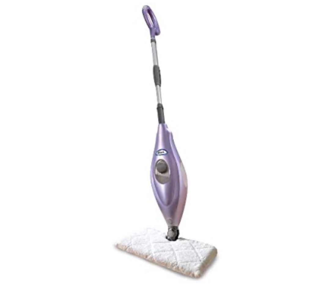 Steam Mop with Washable Cloth Head