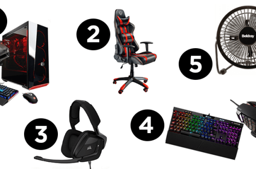 5 Things All Gamers Need