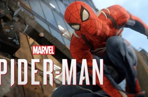 spider-man game