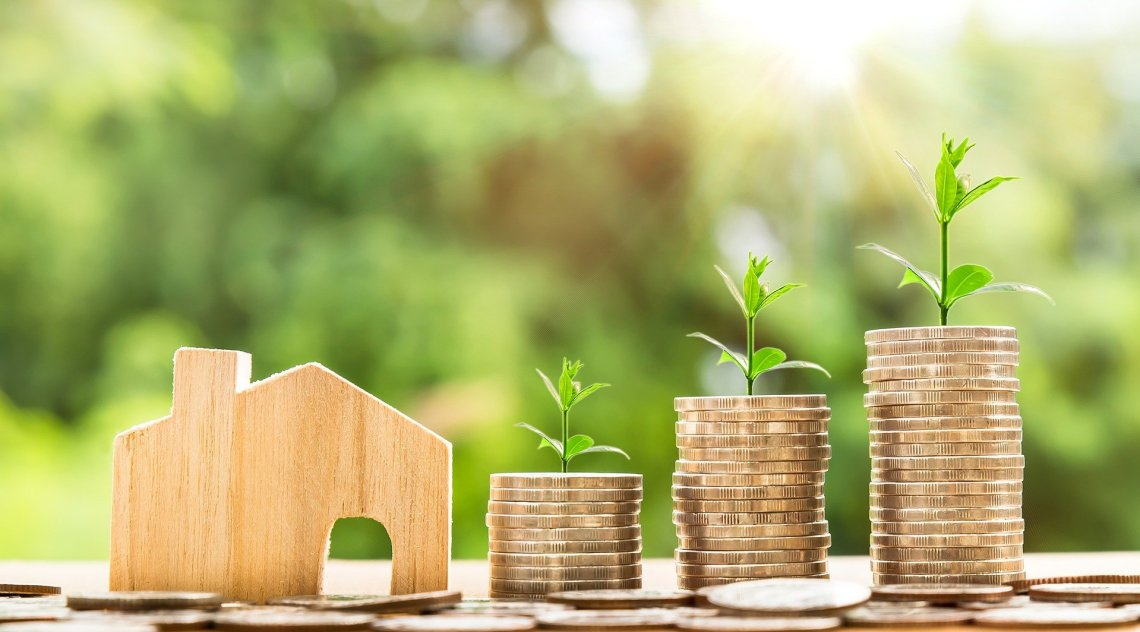property investment asset finance passive income