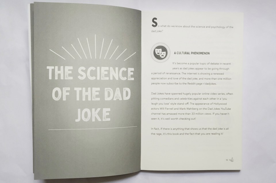 dad joke father's day