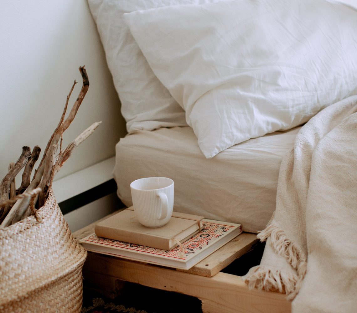 ethical bedroom decor