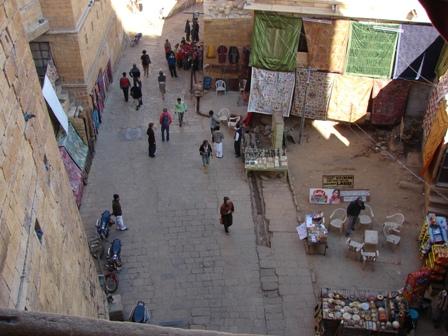 The Living Fort - Jaisalmer