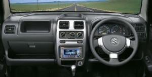 wagon r_interiors_dasboard