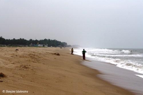 Pondicherry_sandy_beach