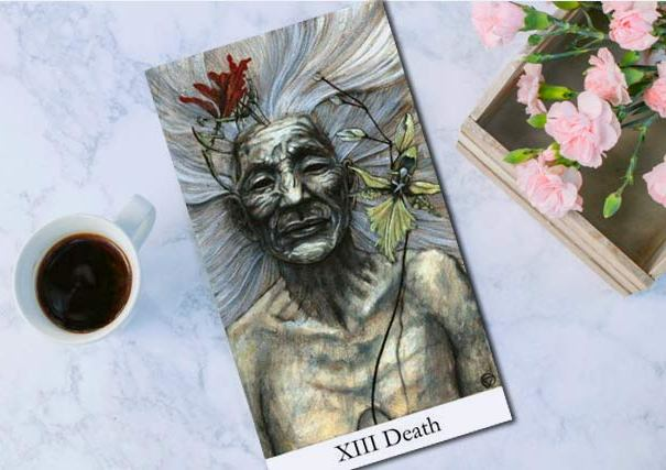 Tarot cards - Death