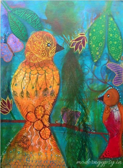 beat-stress-with-art-intiutive-painting