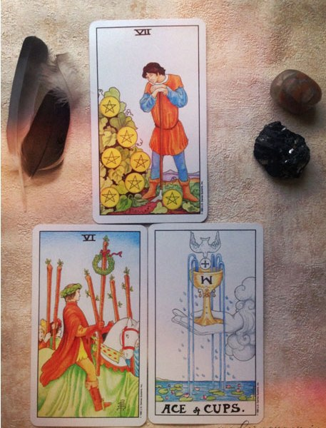Book tarot reading