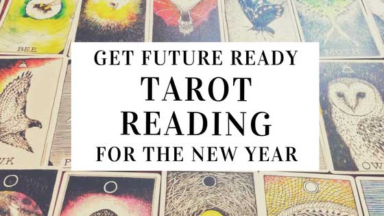Yearly Tarot Reading 2017