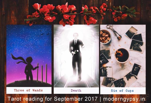 Tarot forecast for September 2017