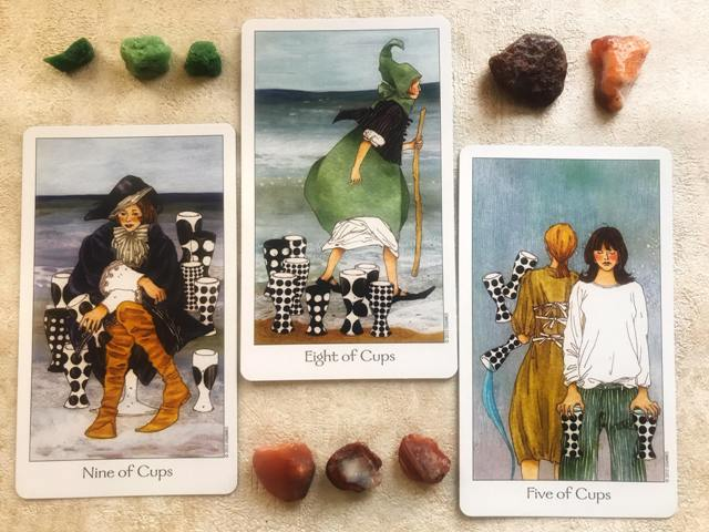 tarot forecast for November 2017
