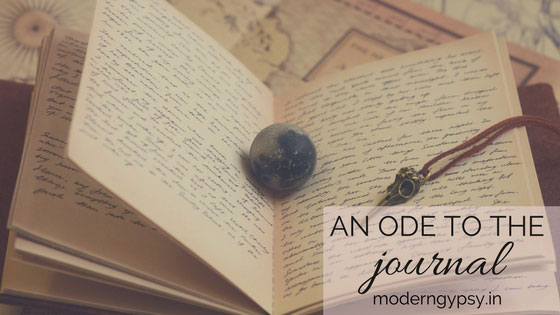 An ode to the journal