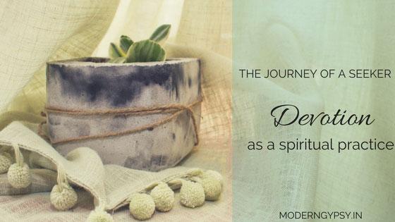 devotion as a spiritual practice, spirituality
