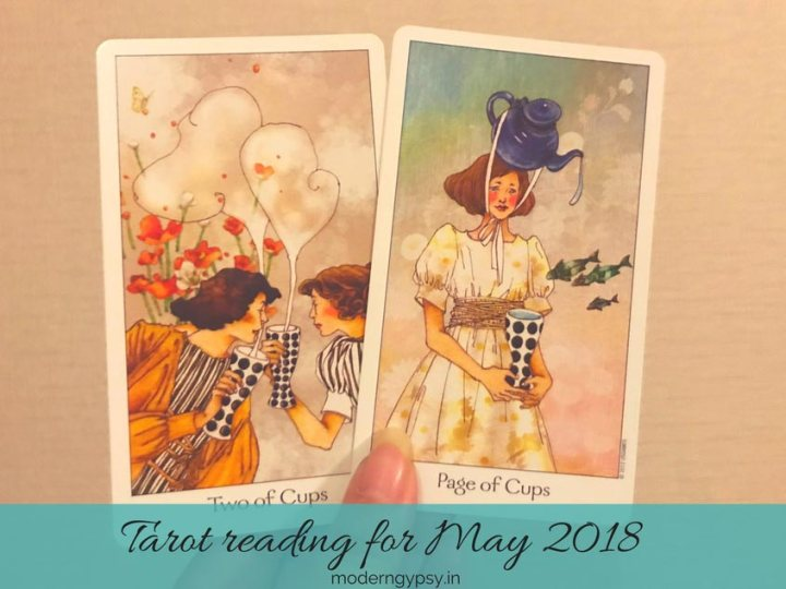 Tarot reading for May 2018
