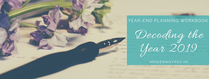 Year end planning workbook decoding the year 2019
