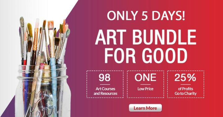 Buy the Art Bundle for Good