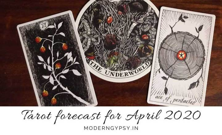 Tarot and energy forecast for the collective for April 2020