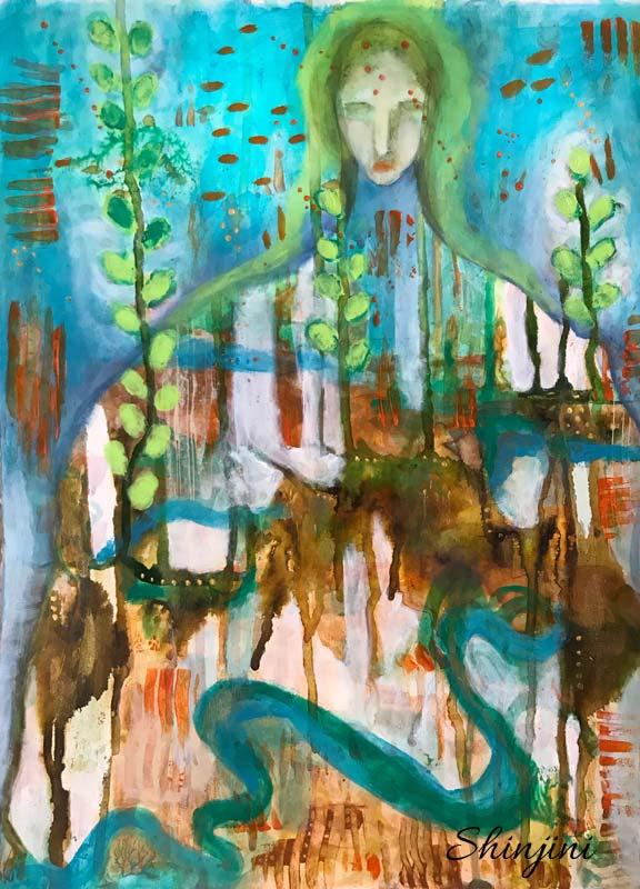 Dreaming of Gaia