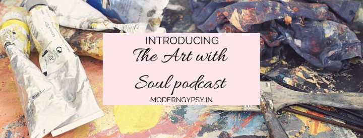 Art with Soul podcast introduction