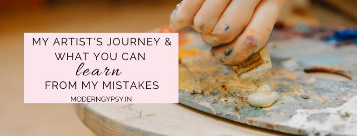 My artist's journey and what you can learn from my mistakes, The Art with soul podcast