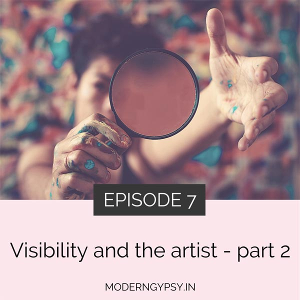 Visibility and the artist - finding success