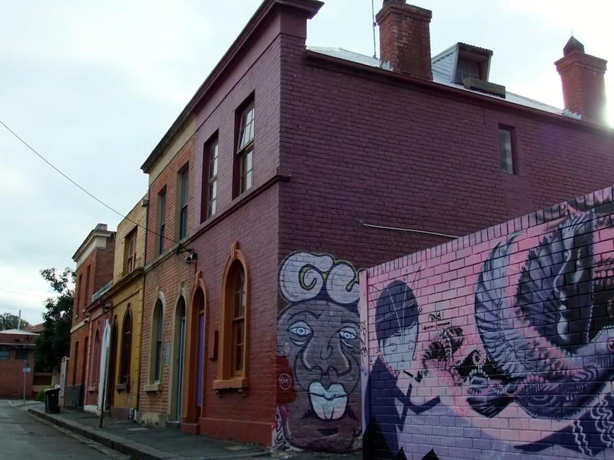 Fitzroy Melbourne Australien
