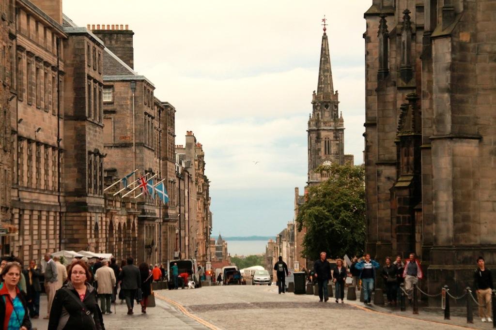 Sehenswürdigkeiten in Edinburgh - Tipps für ein Wochenende