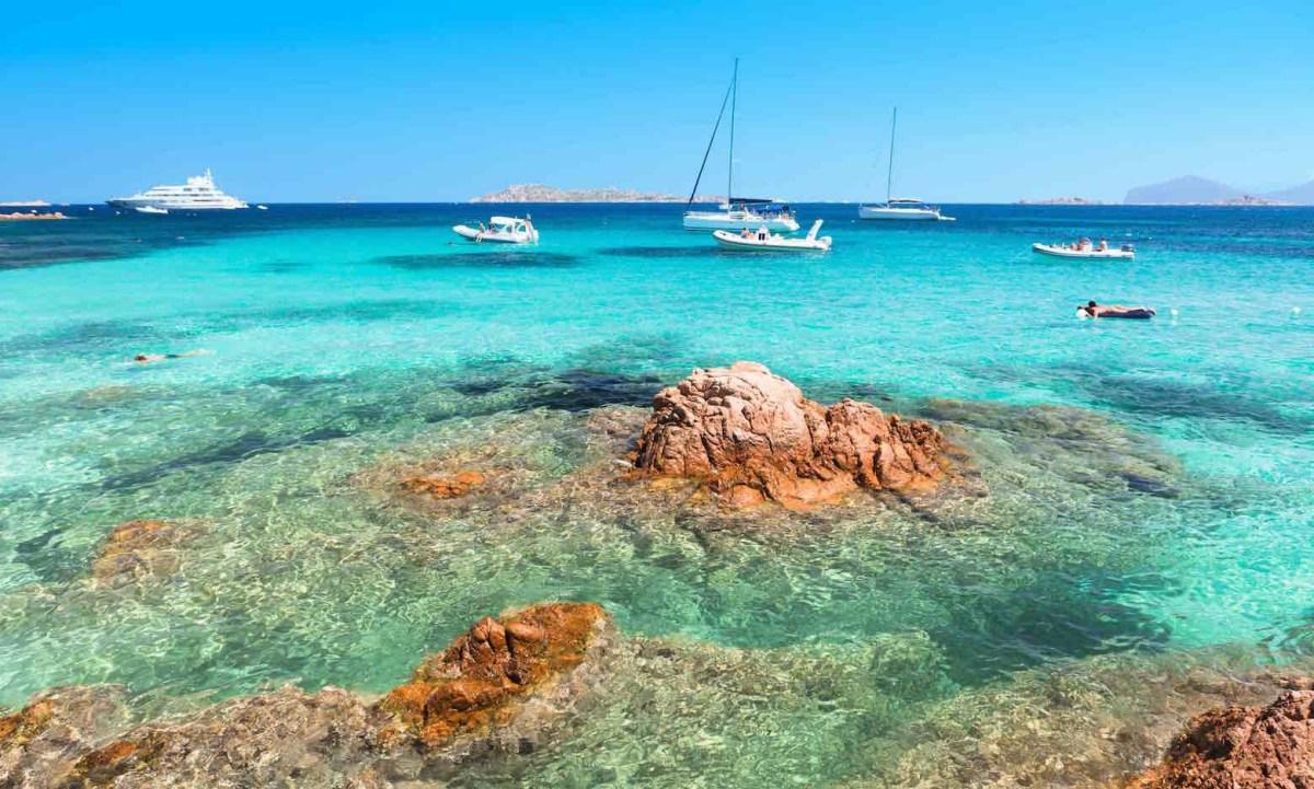 Sardinien Bootstouren