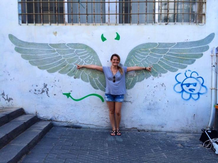 Tel Aviv Streetart