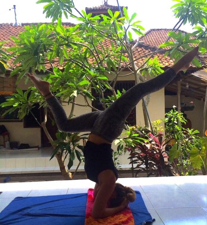 mit yoga in den Tag starten