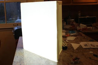 Do It Yourself: Photography Light Box