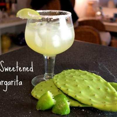 Summer Drink Series: Agave Sweetened Margarita