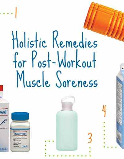 Holistic Remedies for Post Muscle Soreness