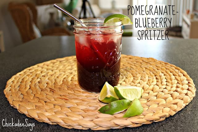 Pomegranate Bluberry